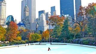 Download Video Central Park Walk, Manhattan Tourist Attraction, New York City, 4K Video MP3 3GP MP4