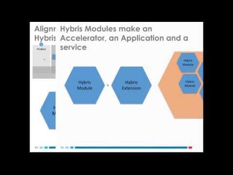 Hybris Platform Architecture and its Building Blocks