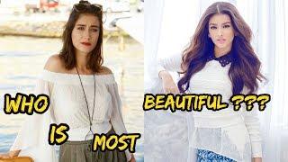 Philippine Actress Liza Soberano VS  Hazal Kaya Turkish Actress 2018 || Who Is Most Beautiful Celeb