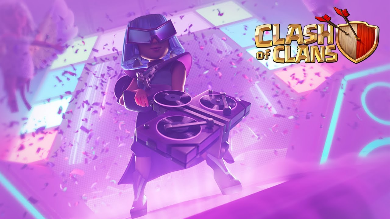 Mari Berpesta Seperti Ratu! (Clash of Clans Official)
