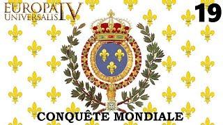 [FR] EUIV - LIVE - La France à la conquête du monde 19