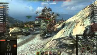 Пробная запись видео на ноутбуке(World of Tanks, E-25, победный бой., 2013-09-08T14:50:45.000Z)
