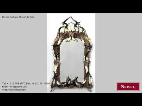 Rustic Antique Mirrors for Sale
