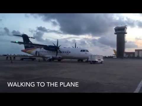 Barbados to Dominica