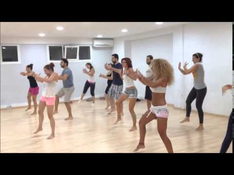 Dancas Africanas @ Independance Studio - Session 3: Azonto