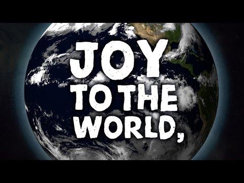 Joy to the World - Christmas song with lyrics