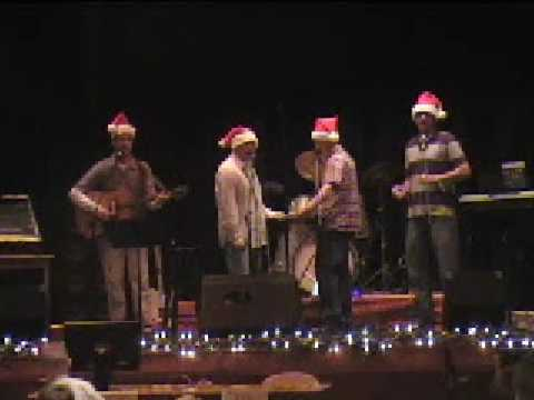 saturday night live christmas song performed by the elders quorum presidency sunset hills 2nd ward christmas party scott mcclain david gibb - Saturday Night Live Christmas Song