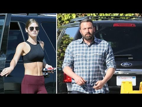 Ben Affleck Takes His Kids To Church In The SUV He Loaned To Ex Shauna Sexton!