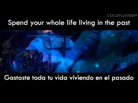 Coldplay - Glass Of Water (Lyrics & Subtitulos)