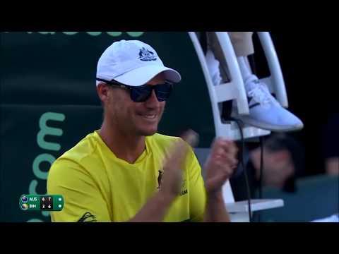 Highlights: Australia 4-0 Bosnia/Herzegovina | Davis Cup Qualifiers 2019 Mp3