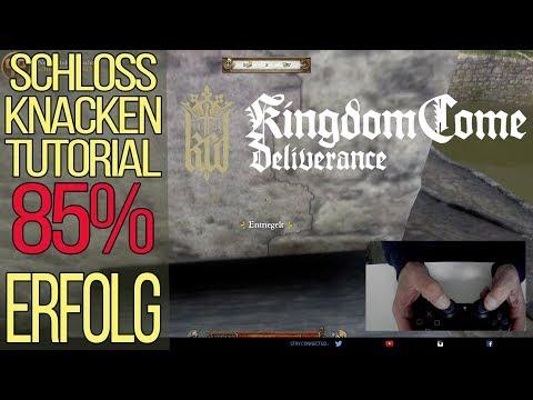 Kingdom Come Deliverance Guide: Bester Weg zum Schloss knacken 85% Erfolg mit diesem Guide