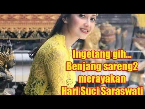 Hari Raya Saraswati _ Cafe Jaya - Song by Danu Suci Gus Teja