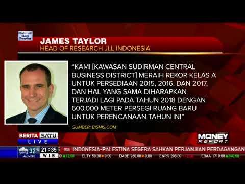 Permintaan Perkantoran di CBD Jakarta Alami Kenaikan