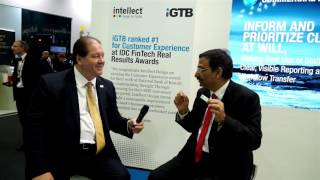 Financial IT interviews Intellect Design Arena Ltd. at Sibos 2015