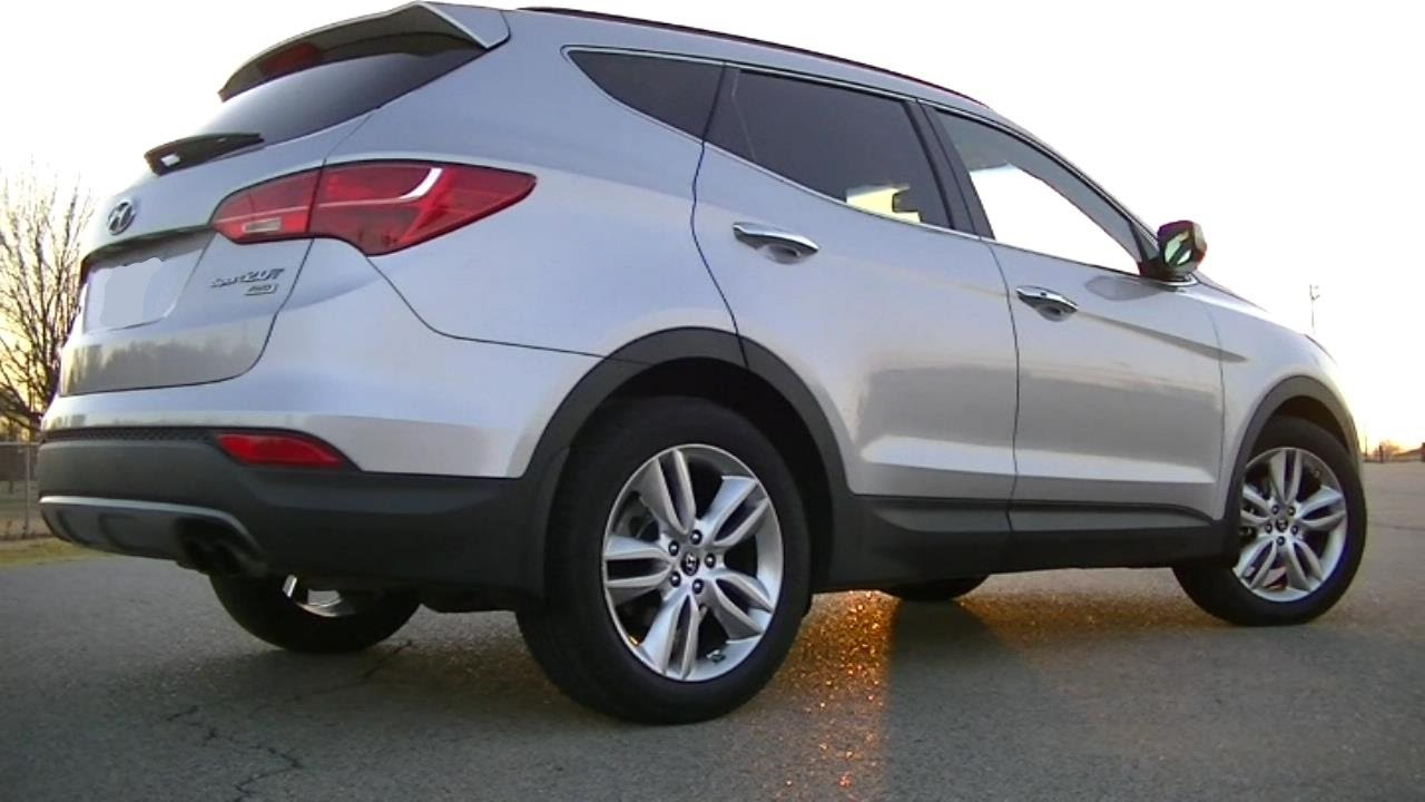 2016 Hyundai Santa Fe >> Avaliacao do Hyundai Santa Fe 2013 - YouTube