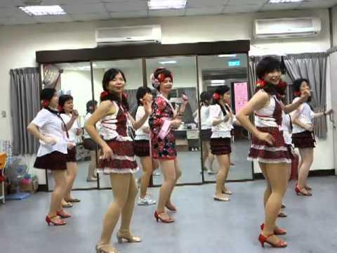美麗佳人舞蹈班--(062)日本阿哥哥(Twiggy Twiggy) - YouTube