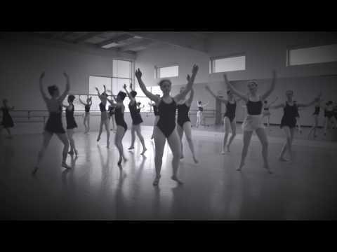 Coppélia Nouveau Rehearsals at Ballet Royale