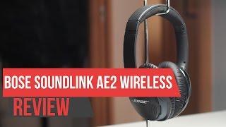 Recensione Bose SoundLink Wireless 2 Around-Ear