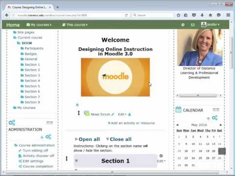 Moodle 3 Setting up Gradebook