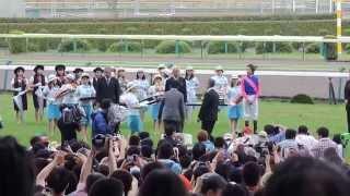 7月13日(日)【七夕賞(GIII)当日】は、JRA60周年記念CM「...