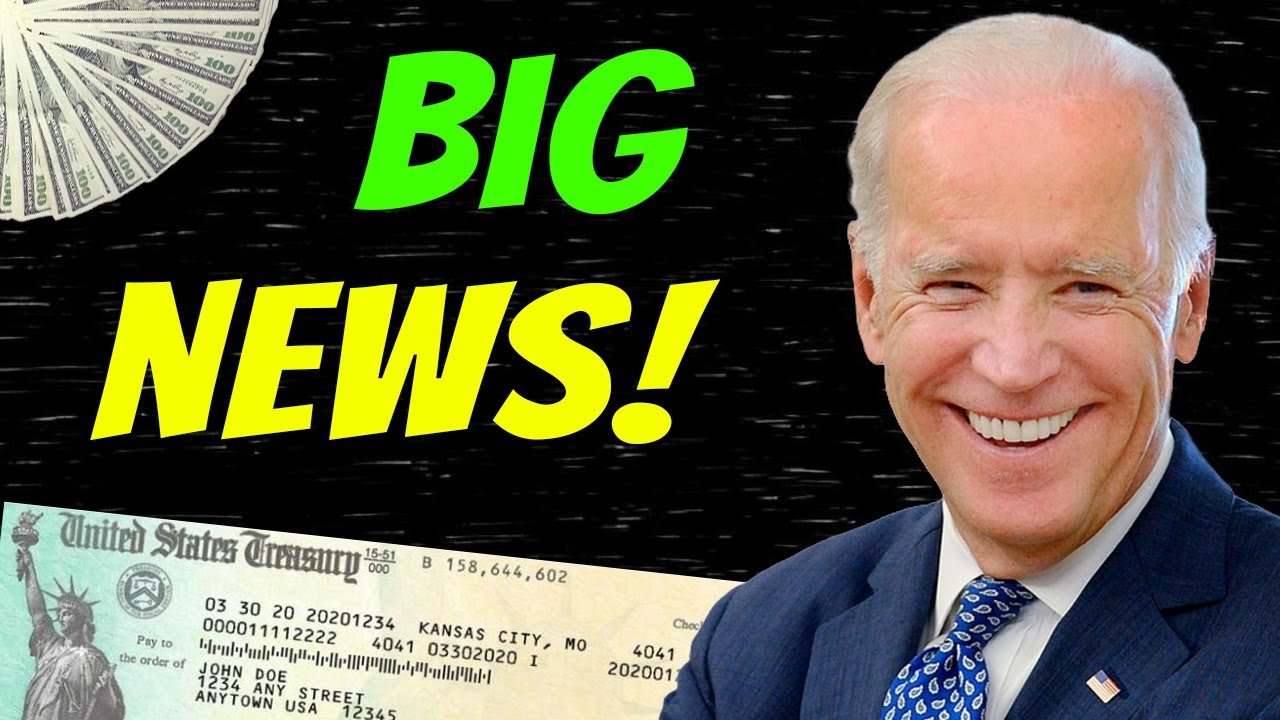 BIG NEWS! 4th Stimulus Check Update | Inflation | Why We Need More | Democrat Demands - July 24