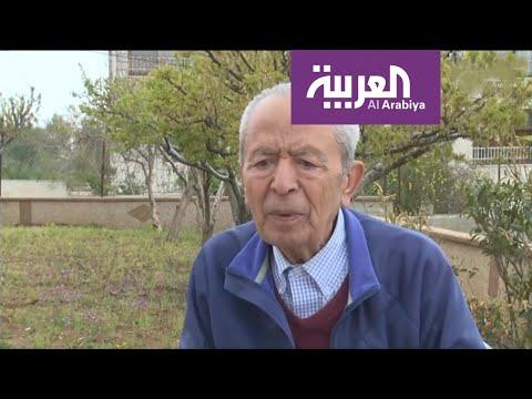 أبو ماهر مسن يعيش وحده في رام الله.. ولا يخرج من منزله خشية الكورونا  - نشر قبل 6 ساعة