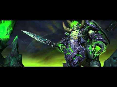 Mannoroth (Hellfire Citadel) - World of Warcraft voice
