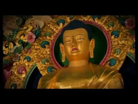 A 90 second look at India, the cradle of Buddhism