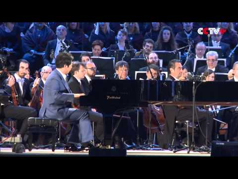 Concert Staged to Welcome Milan World Expo