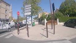 [4k]  Avignon France, Walking around Le Pontet Part 1