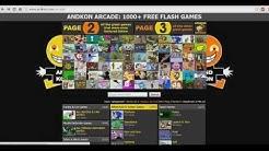 Andkon Arcade +1000 games ep 1