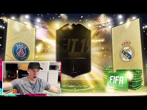 Phenomenal FIRST FIFA 19 Pack Opening