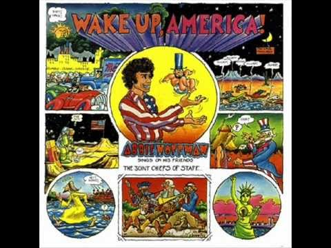 Wake Up America-Abbie Hoffman