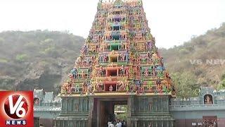 Kanaka Durga Temple Development Works Fade Away With Lack Of Funds   Vijayawada   V6 News