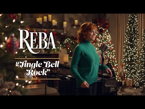 "Reba's MY KIND OF CHRISTMAS - ""Jingle Bell Rock"""