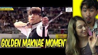 Bts Jungkook Is Good At Everything -  Impressed Reaction!  Golden Maknae Moments