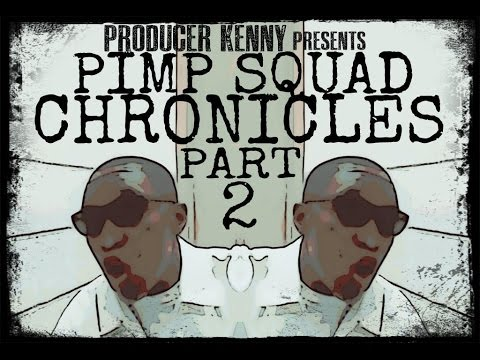 The Pimp Squad Chronicles, w/ Donna Goudeau [Pt 2 of 6]
