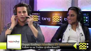 "Happy Endings After Show  Season 3 Episode 4 ""More Like Stanksgiving"" 