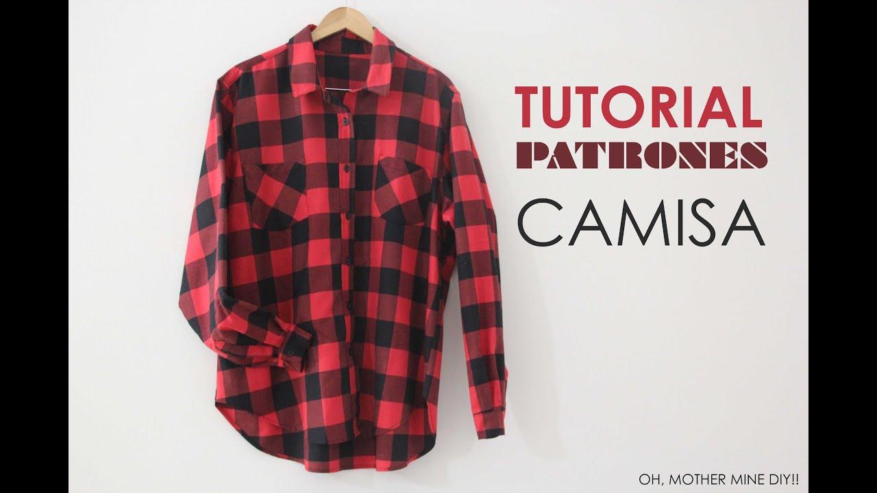Como hacer una blusa vaquera para mujer