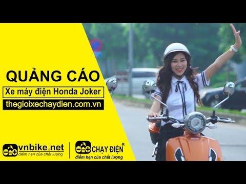 Quảng cáo xe máy điện Honda Joker