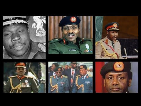 U S BASE SECURITY OFFICER CALL OUT GENERAL OBASANJO AND GENERAL BUHARI TO START GRAZING IN SABISA FO