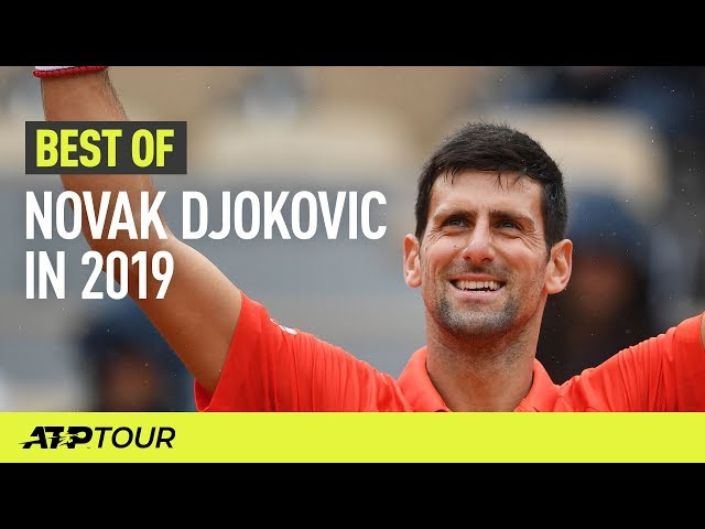 Novak Djokovic's Best ATP Shots In 2019 | ATP