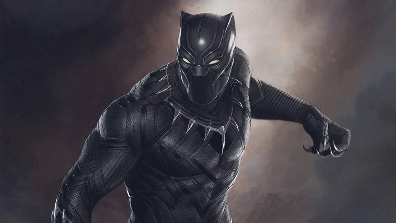 Black Panther 黑豹 2018 電影預告中文字幕 - YouTube