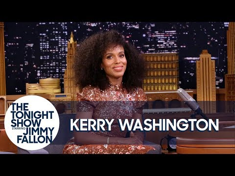 Kerry Washington Channeled Oprah for Her Crew's Scandal Wrap Gifts
