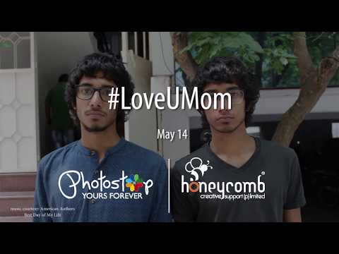 Happy Mother's Day Video - Honeycomb Creative Support