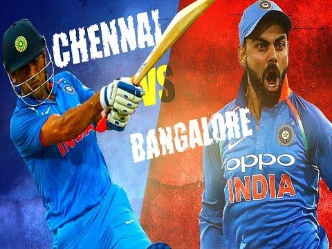 IPL 2018: Match preview of Chennai vs Bangalore