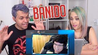 REACT FUI BANIDO!!! (Tecnosh)