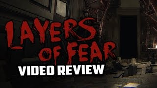 Layers of Fear PC Game Review