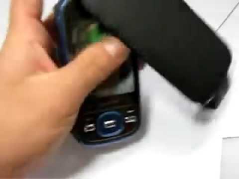 Capa de couro Premium Vertical com belt clip proteção para Samsung M550