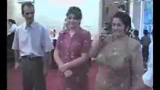 Прикол на азербайджанской свадьбе))))